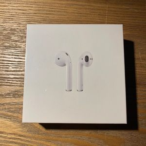 Brand New AirPods with Charging Case